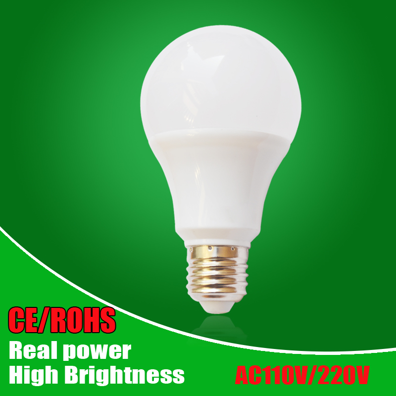 Wholesale Led Bulbs SMD5730 E27 B22 3W 5W 7W 9W 12W 15W 18W LED Lamps 110V 220V 240V Light Bulb For Home Led Spotlight Lamps energy efficient 7w e27 3014smd 72led corn bulbs led lamps