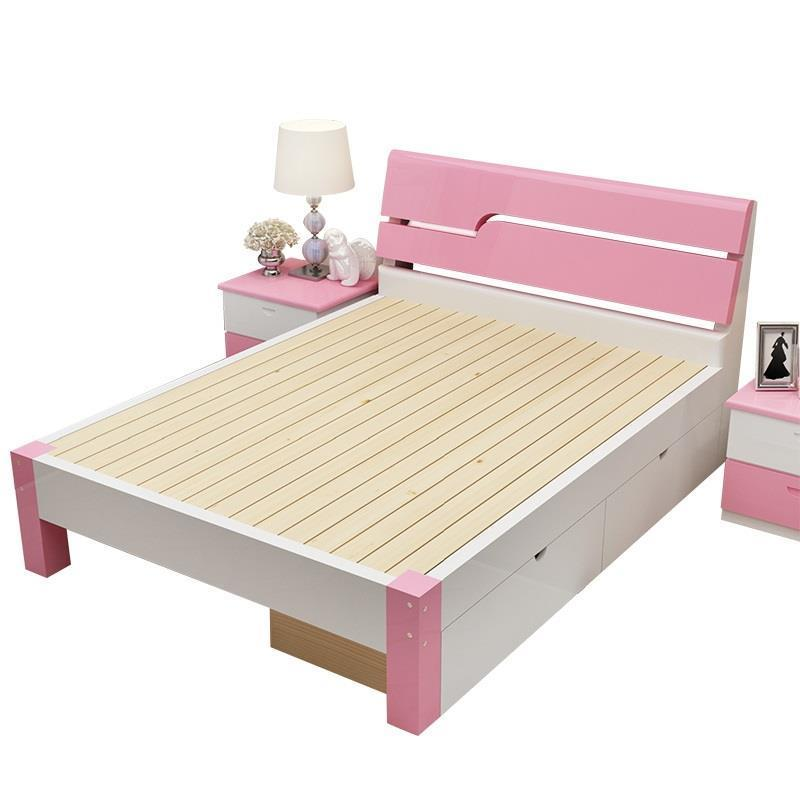 Ranza Meble Tempat Tidur Tingkat Letto Totoro Modern Mobilya Lit Enfant Mueble De Dormitorio Moderna Cama bedroom Furniture Bed