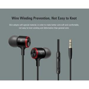 Image 5 - DUSZAKE X7 słuchawki Stereo dla Xiaomi słuchawki na telefon przewodowy dla Xiaomi słuchawki w ucho Sport słuchawki Mic dla Samsung telefon