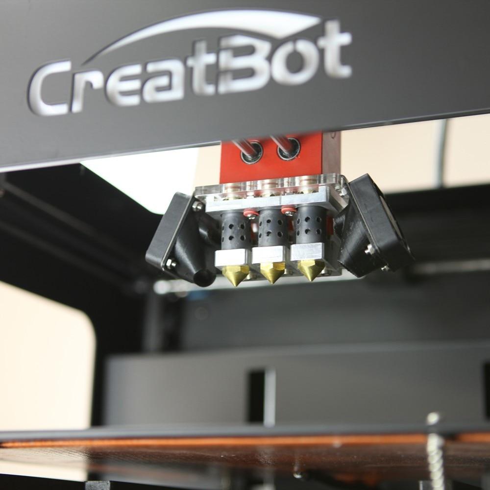 3D tiskalnik CreatBot DX Plus03 velik Velikost gradnje 300 * 250 * - Pisarniška elektronika - Fotografija 2