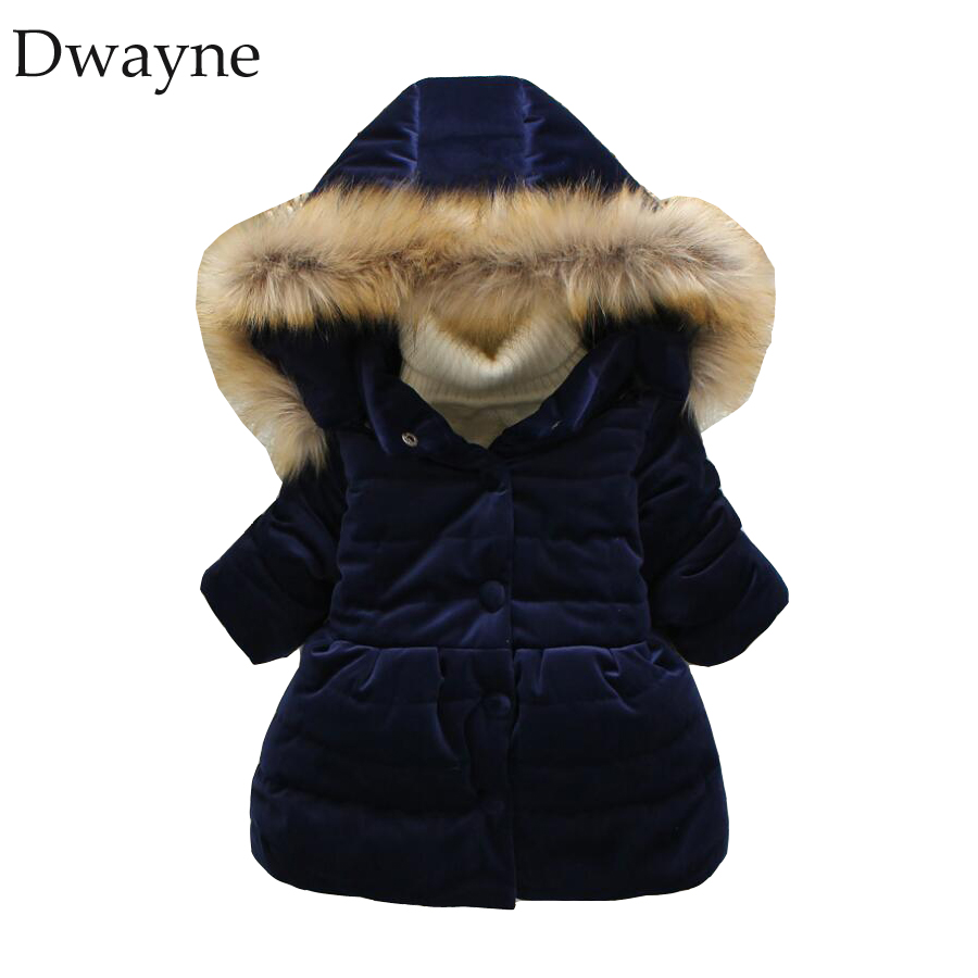 3 4 6 8 Years Jacket For a Girl Baby Toddler Girls Thick Warm Jackets Kids Coats Winter Children Parkas Outerwear Cotton Jackets girls coats winter jackets for girls children clothing girls jackets kids outerwear 2 3 4 5 6 7 years warm clothes cotton padded