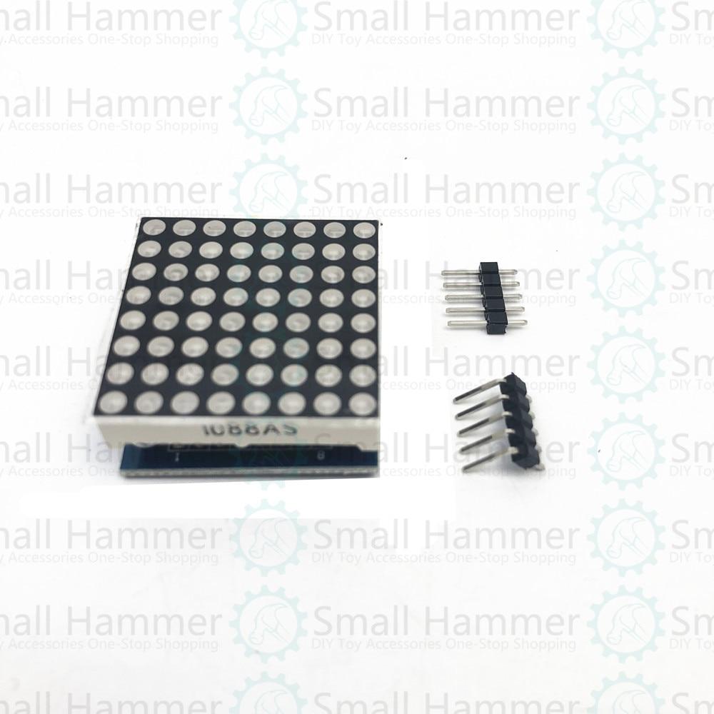 MAX7219 Dot Matrix Module Control Module SCM Control Drive LED Module Display Module