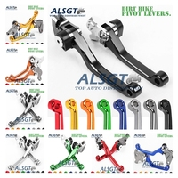 For Husaberg FE 390 FS 570 FE390 FS570 2010 2011 Motocross Lever CNC Pivot Racing Dirt