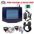 Коррекция одометра Digiprog 3 OBD версия V4.94 оригинальный процессор FTDI Digiprog3 автоматический диагностический инструмент для коррекции пробега