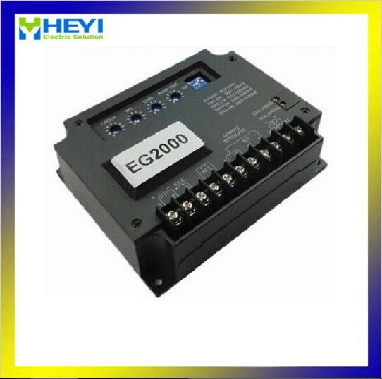 Contrôleur de groupe électrogène de contrôle de démarrage automatique du générateur EG2000