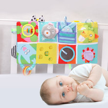baby bed Bedding Set Bumpers Bed Protector baby nursery baby room decor Plush Animal Early Childhood Abacus Bedding Cartoon