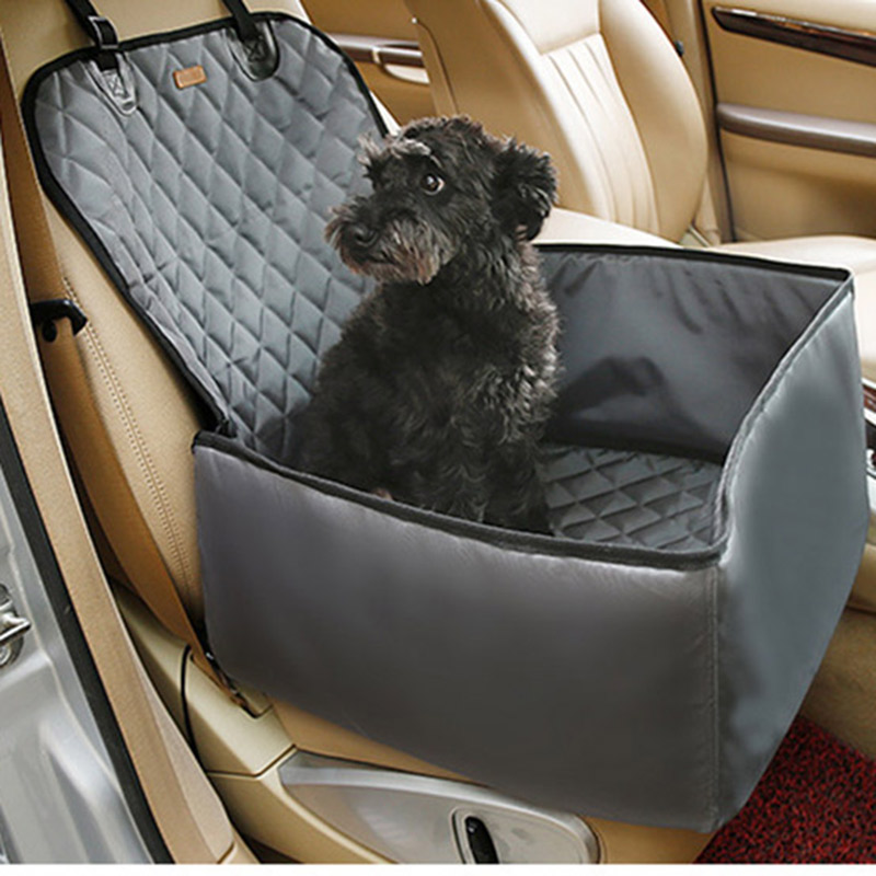 hsc mat hammock waterproof black pet back seat cat i car cover dog itm protector