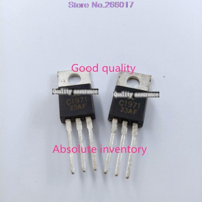 цены Free Shipping 10pcs/lot 2SC1971 2S C1971 original product quality assurance