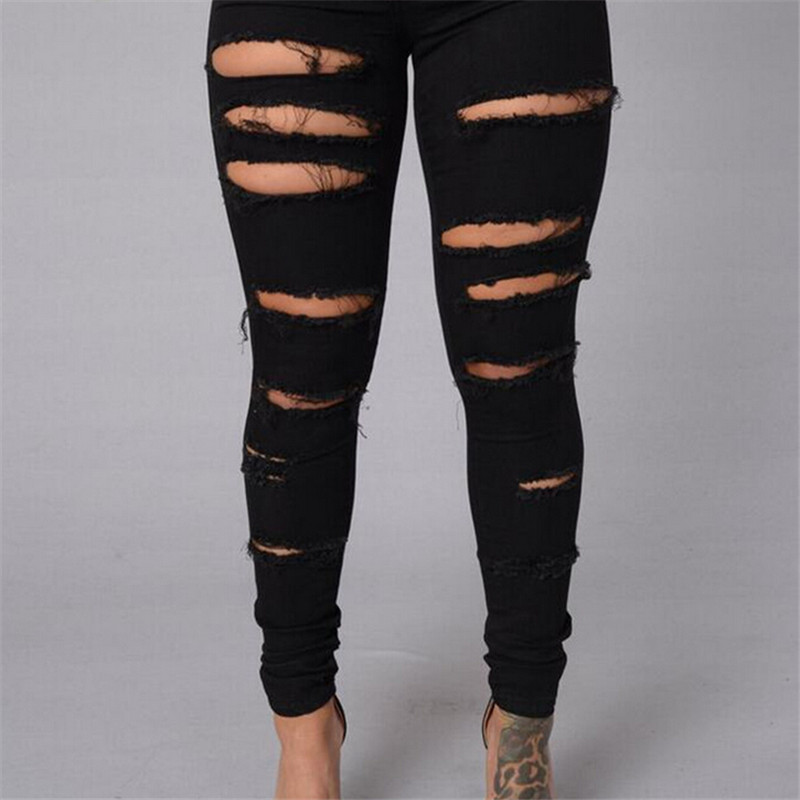 Aliexpress.com : Buy Distressed Sexy Jeans Women 2016 Summer New ...