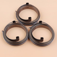 3Pcs/Recoil Easy Starter Spring Chinese 5200 5800 4500 Chainsaw 45cc 52cc 58cc Gas Saw Spares цена