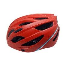 Ultralight Bike Helmet CE Certification in mold Cycling Helmet Bike Helmet Helmet Cycling 220g 56 - 62 cm цены
