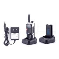 vhf uhf BF-UVB2PLUS VHF / UHF Dualband 136-174 / 400-520MHZ שתי דרך מכשיר קשר רדיו FM (4)