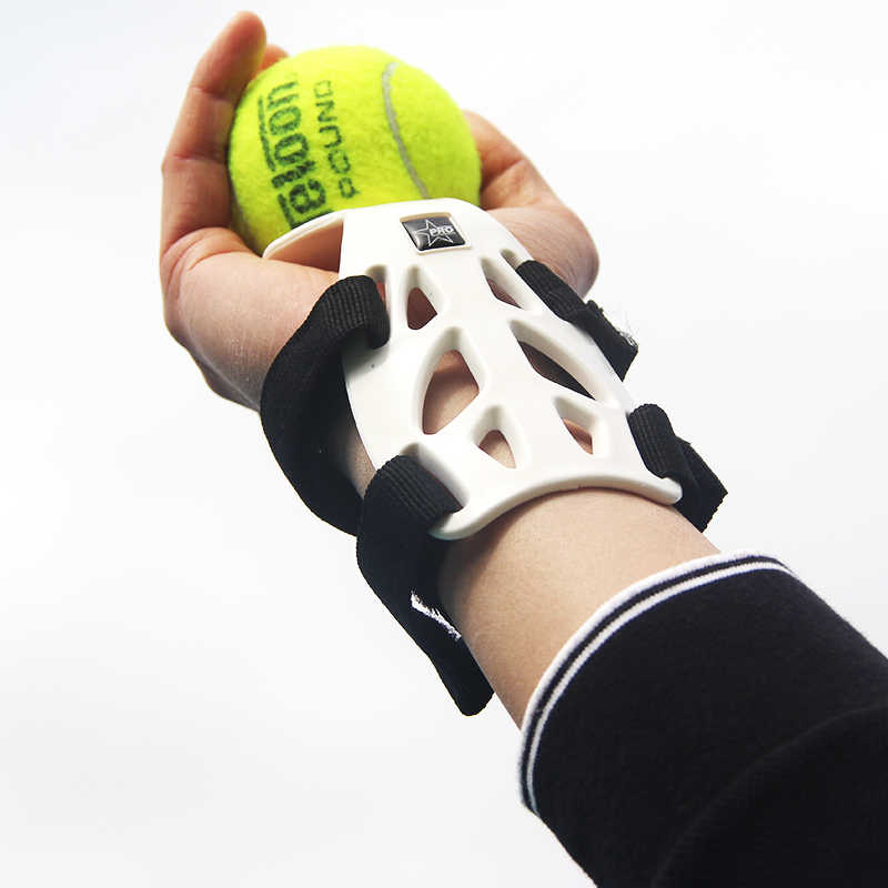 Tennis Training Machine Tennis Ball Toss Serve Exercise Tennis Trainer Raquete De Tenis Tennis Accessories Correct Wrist Posture
