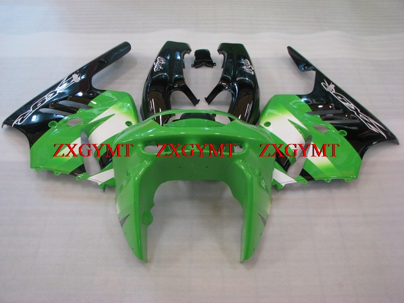 Body Kits for for Kawasaki Zx9r 1994 - 1997 Plastic Fairings Zx9r 1997 Green Black White Full Body Kits Zx9r 94 95Body Kits for for Kawasaki Zx9r 1994 - 1997 Plastic Fairings Zx9r 1997 Green Black White Full Body Kits Zx9r 94 95