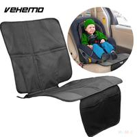 Baby Kids Children Car Booster Seat Protector Easy Clean Safety Non Slip Mat