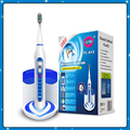 New YASI Rechargable Waterproof Sonic Electric Toothbrush FL-A12 With UV Sanitizer 5 Operation Modes -- Color Blue
