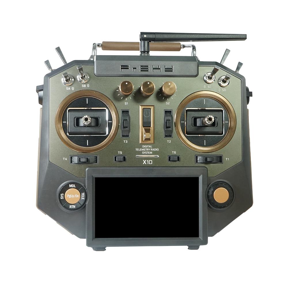 2017 Newest Original Frsky Horus X10 Transmitters Built-in IXJT+ Module 2.4G 16CH Remote Control