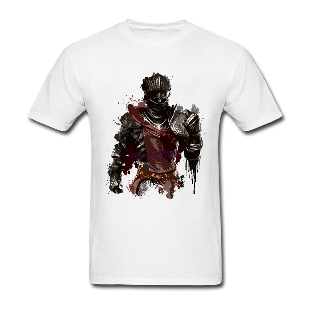 Design your own t-shirt long sleeve - Casual Mens Red Knight Splatter Natural Cotton Tees Man Summer O Neck Short Sleeve Design Your Own T Shirt