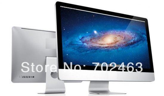 """23.6"""" Intel core i5 3470 3.2GHZ  All-in-one PC Windows 7  4GB/ 500GB desktop computer all in one pc"""