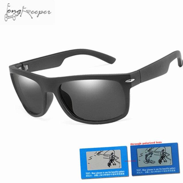 d02c1ccf667d Cycling Square Women Men Polarized Sunglasses Bike Riding Sun Glasses Night  Vision Goggle Rivet Eyeglasses Eyewear