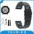 24mm Faixa de Relógio de Aço Inoxidável Fivela de segurança Strap + Adaptador de Terminal + ferramenta para Suunto Core Correia de Pulso Pulseira de Prata Ouro Negro