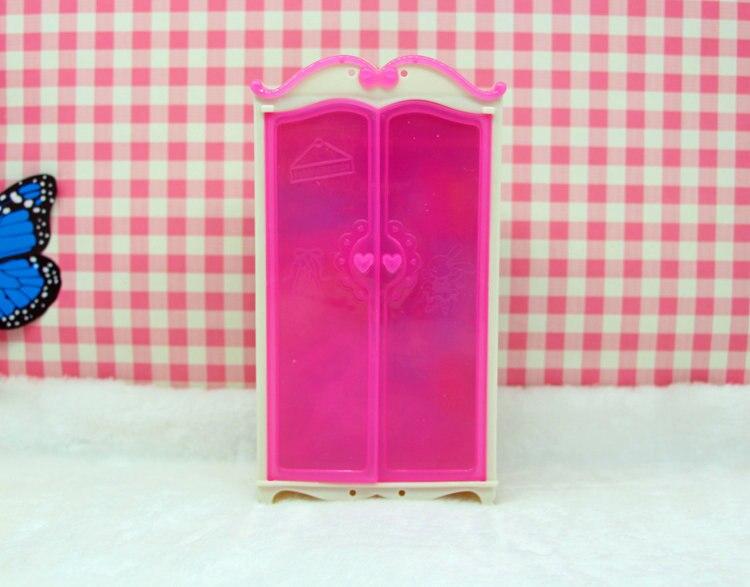Poup e meubles accessoires pour barbie monster high petite maison d coration chiffonnier - Accessoire monster high pour chambre ...