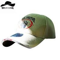 Black Water Style Baseball Cap Sport Hat Gorras Planas Snapback Caps New York Hip Hop Hats