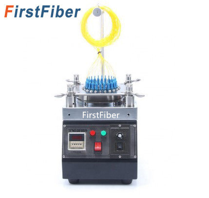 Fiber Optic Polishing Machines,Fiber Optic Polishing Equipment,Optic Fiber Connector Grinder Machine  Fiber Patch Cord Cable