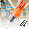 120W Wet Dry Dual Use Car Vacuum Cleaner Cordless Portable Handheld Vacuum Cleaner Super Suction Duster