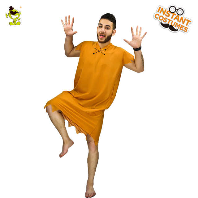 Barney Rubble The Flintstones Adult Mens Cartoon Caveman Halloween Costume Adult Original Halloween Role Play Clohing  sc 1 st  AliExpress.com & Barney Rubble The Flintstones Adult Mens Cartoon Caveman Halloween ...