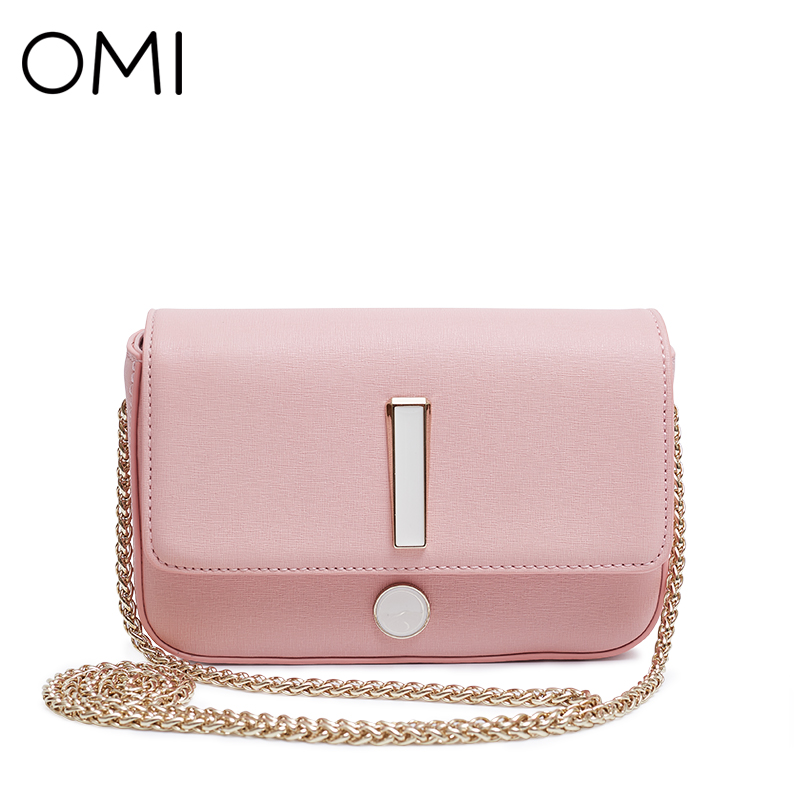OMI Women s bag Women s Messenger bags Female s handbags famous designer brand bags luxury