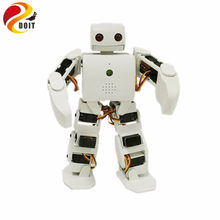 DOIT 3D Printer Humanoid Robot APP Control with 18pcs Servos+ Control Board+ Charger(China)