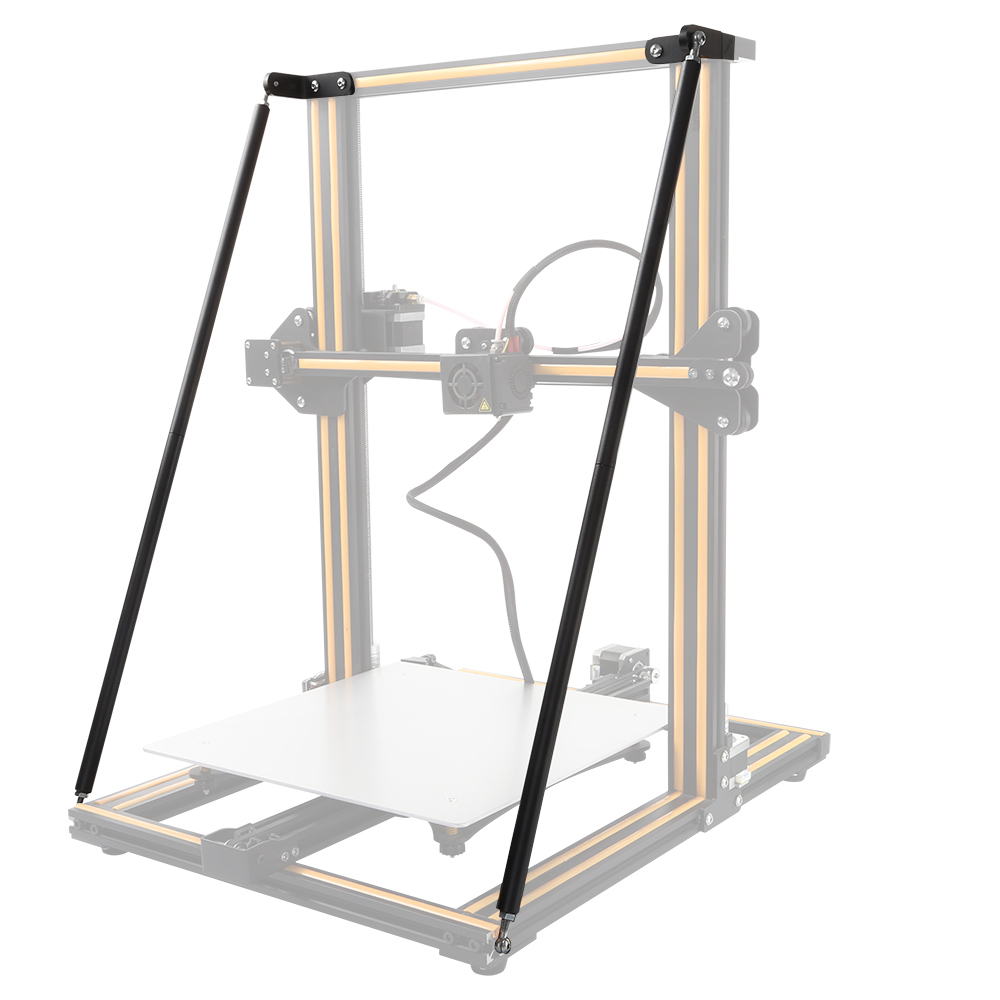 Creality 3D Supporting Pull Rod Kit for CR 10 S5 3D Printers DIY Upgrade 3D Printer