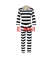 Brdwn Prison School Cosplay Costume midorikawa hana Prison uniform Halloween Costumes Full set Uniform Suit