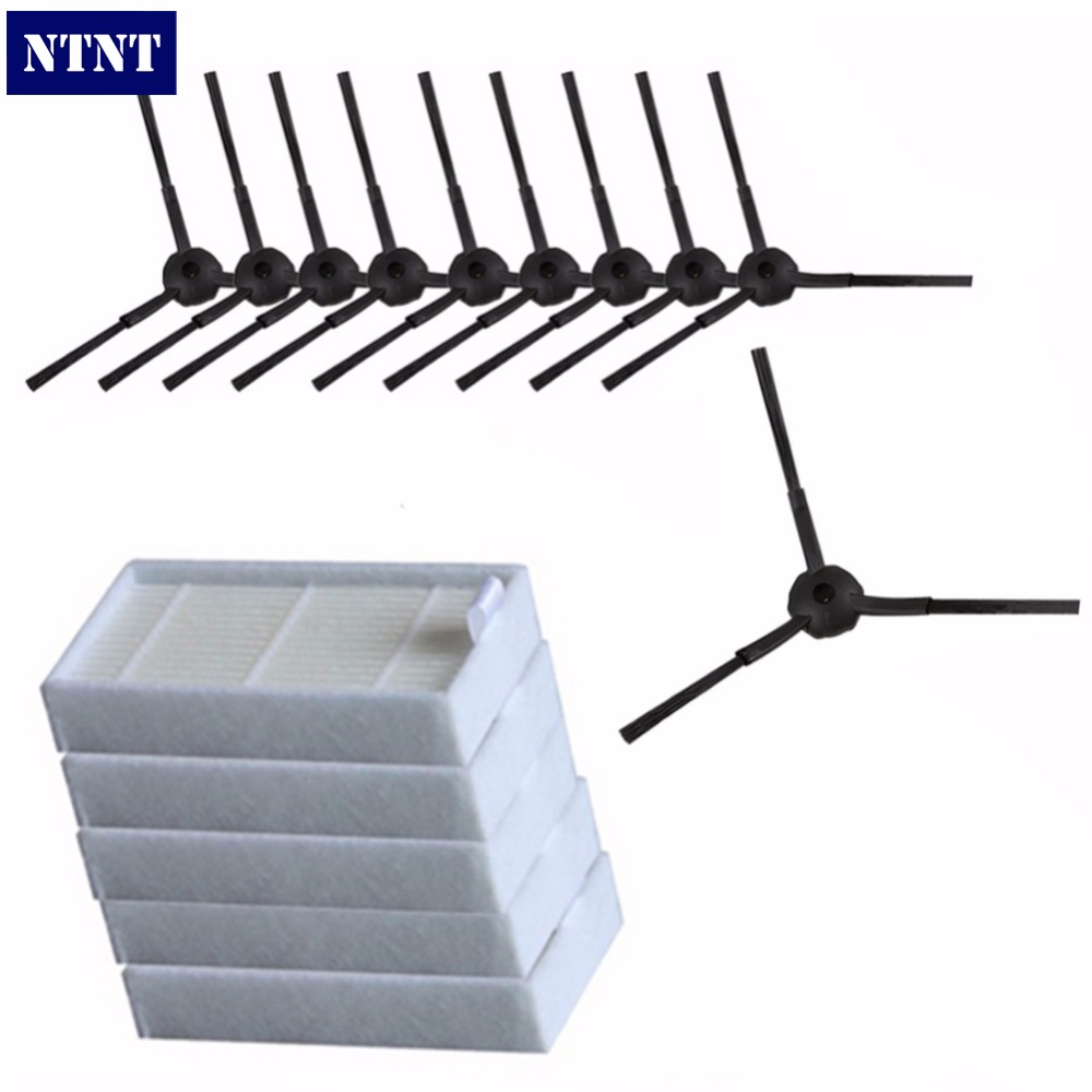NTNT 15pcs/lot side BrushX10pcs (5 pair)+hepa Filter X5 pcs for chuwi ilife V5 (CW310) V5 PRO V3 V3+ vacuum cleaner replacement new laptop keyboard for acer aspire v3 431 v3 471 v3 471g v3 472 v3 472g v3 472p v3 472pg v3 372 gr german layout