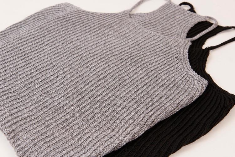 HTB1QHQxLFXXXXcUXpXXq6xXFXXXw - FREE SHIPPING Women's Short Cropped Knitted Tank Tops JKP308