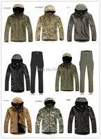 HOT TAD V 4 0 Men Outdoor Hunting Camping Waterproof Coats Jacket Hoodie Army Green Gray