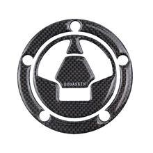 Tappo serbatoio adesivi 3d carbonio protezione per moto z1000