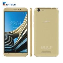 Cubot Original NOTA S MT6580 Quad Core 5.5 Pulgadas 1280*720 Android 5.1 Smartphone 2 GB RAM 16 GB ROM 8.0MP Dual SIM Del Teléfono Móvil