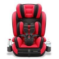 Теневое покрытие для детских автомобильных безопасных сидений 3C Сертифицированный Портативный детское автокресло 5-точечный ремень крепл...