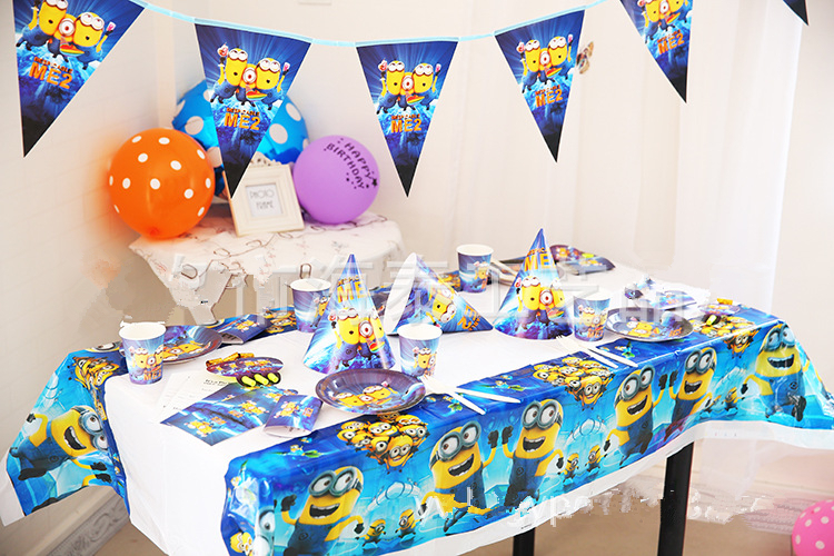 95 kids party decorations for boys top kids birthday for Baby boy birthday party decoration