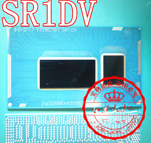 1PCS  CPU 2957U SR1DV BGA 2957 New and original1PCS  CPU 2957U SR1DV BGA 2957 New and original