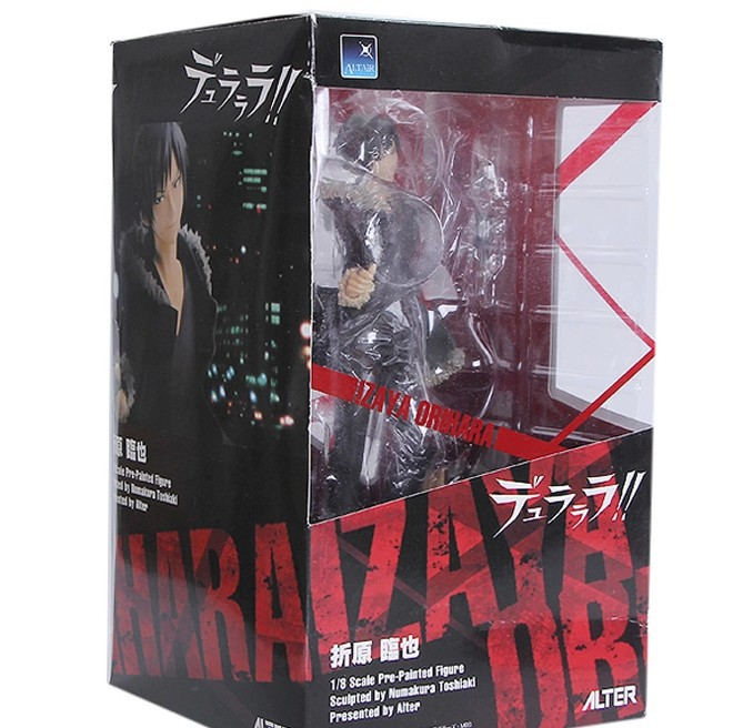 NEW hot 22cm Orihara Izaya DuRaRaRa!! DuRaRaRa action figure toys collection doll toy