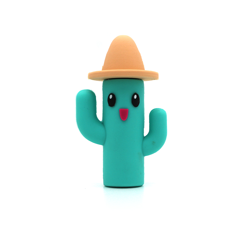 High Speed Cute Cactus Usb Flash 64gb Pen Drive 32g Flash Drive 16g 8gb 4gb Memory Stick Pendrive Plant Memoria Usb2.0 Disk Gift