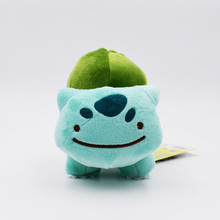 6Styles Hot Toys Peluche DITTO Lapras&Dragonite&Pikachu&Squirtle&Bulbasaur&Charmander 12-16CM Plush Doll