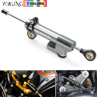 R1200GS Damper Steering StabilizerLinear Reversed Safety Control Over 600CC Bike For BMW R1200 CL/GS R1200CL R1200GS 2013 2016