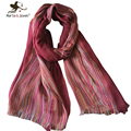 Fashion All-Match Oversized Cotton Scarves and Shawls for Women Korean Style Long Pashmina and Scarf Soft Cotton Foulard