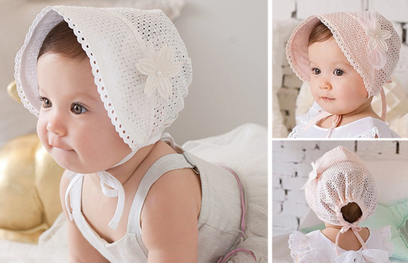 8e898686f7d Fashion New 2017 Baby Bebe Girl Girls Infant Newborn Kids Bucket Hat Cap  Hats Caps Beanie Bonnet Hair Accessories Infantil