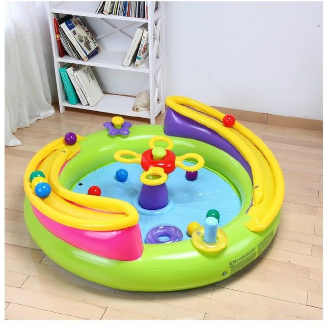 cadeau kind 3 jaar Super veilig designer 3 6 jaar baby en kinderen opblaasbare spel  cadeau kind 3 jaar