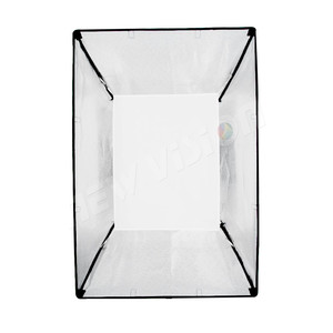 "Image 4 - Godox  60 x 90cm 24""x 35"" Speedlite Studio Strobe Flash Photo Reflective Bowens Mount Softbox Diffuser for DE300 DE400 SK300"